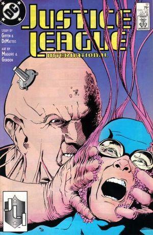 JUSTICE LEAGUE AMERICA (1987) #17