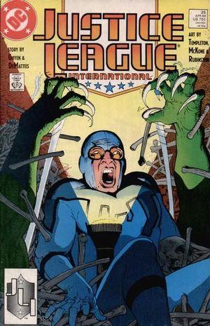 JUSTICE LEAGUE AMERICA (1987) #25