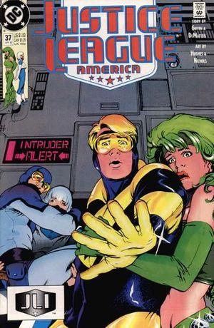 JUSTICE LEAGUE AMERICA (1987) #37