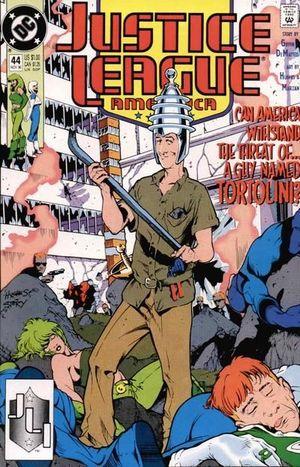 JUSTICE LEAGUE AMERICA (1987) #44