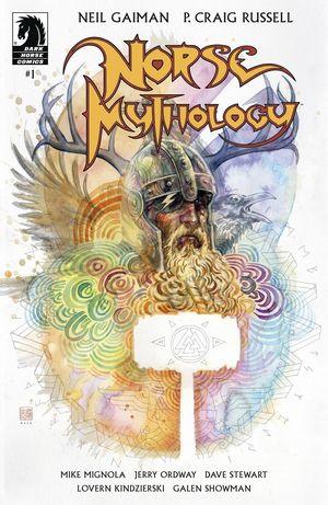 NEIL GAIMAN NORSE MYTHOLOGY (2020) #1B