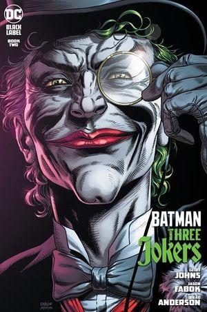 BATMAN THREE JOKERS (2020) #PREMIUM