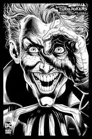 BATMAN THREE JOKERS (2020) #3 1:100