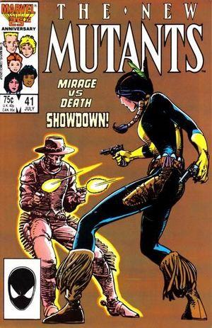 NEW MUTANTS (1983 1ST SERIES) #41