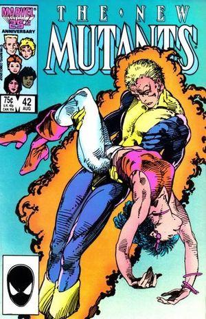 NEW MUTANTS (1983 1ST SERIES) #42