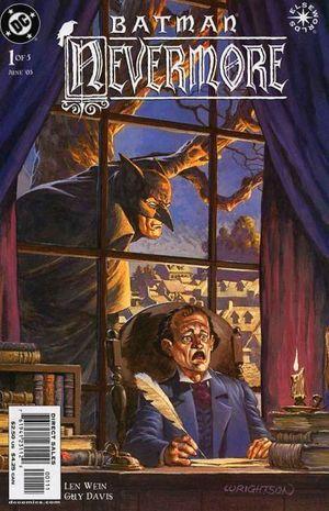 BATMAN NEVERMORE (2003) #1-5