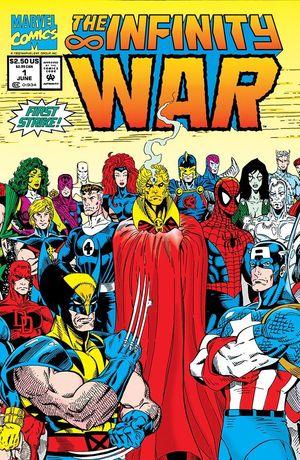NFINITY WAR (1992) #1-6