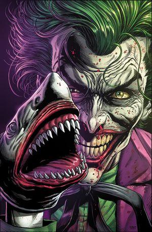 BATMAN THREE JOKERS (2020) #1 2ND