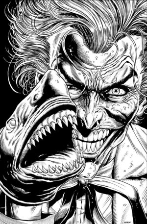 BATMAN THREE JOKERS (2020) #1 2ND 1: