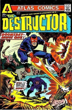 DESTRUCTOR (1975) #4