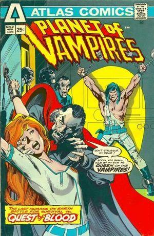 PLANET OF VAMPIRES (1975) #2