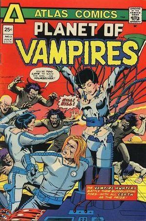 PLANET OF VAMPIRES (1975) #3