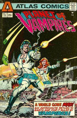PLANET OF VAMPIRES (1975) #1-3