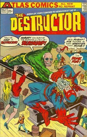 DESTRUCTOR (1975) #2