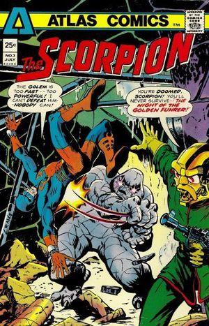 SCORPION (1975) #3