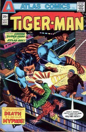 TIGER-MAN (1975) #3