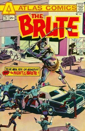 BRUTE (1975) #1-3