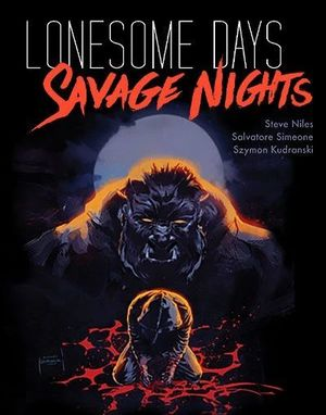 LONESOME DAYS, SAVAGE NIGHTS TPB (2020)