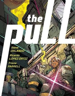 THE PULL TPB (2020)