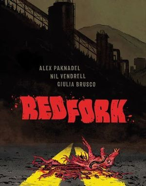 REDFORK TPB (2020) #1-6