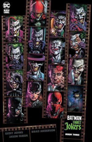 BATMAN THREE JOKERS (2020) #3 1:450