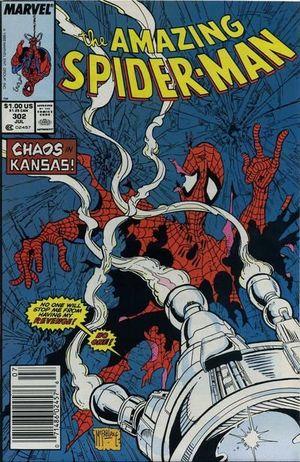 AMAZING SPIDER-MAN (1963 1ST SERIES) #302