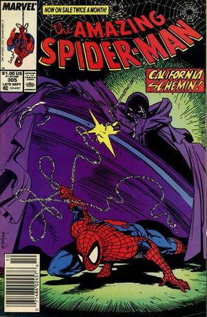 AMAZING SPIDER-MAN (1963 1ST SERIES) #305