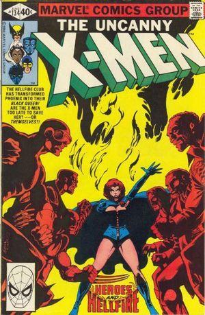 UNCANNY X-MEN (1963 1ST SERIES) #134