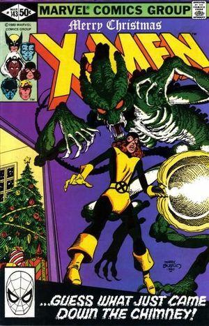 UNCANNY X-MEN (1963 1ST SERIES) #143