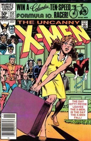 UNCANNY X-MEN (1963 1ST SERIES) #151