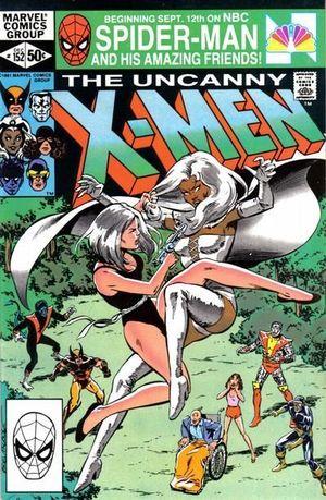 UNCANNY X-MEN (1963 1ST SERIES) #152