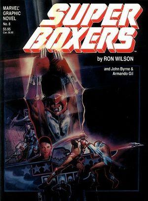 SUPER BOXERS GN (1983) #1