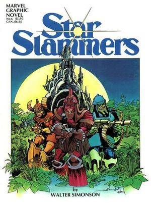 STAR SLAMMERS GN (1983) #1