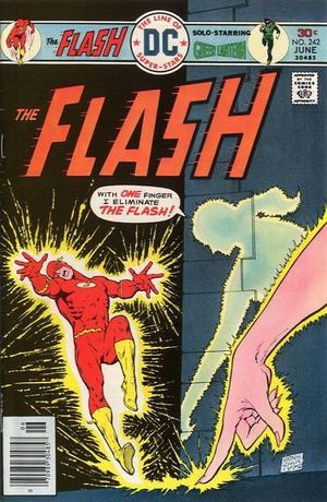 FLASH (1959 1ST SERIES) #242
