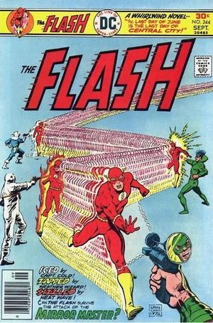 FLASH (1959 1ST SERIES) #244