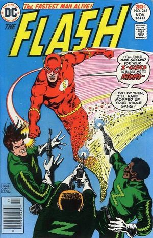 FLASH (1959 1ST SERIES) #245