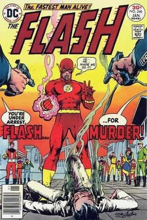 FLASH (1959 1ST SERIES) #246