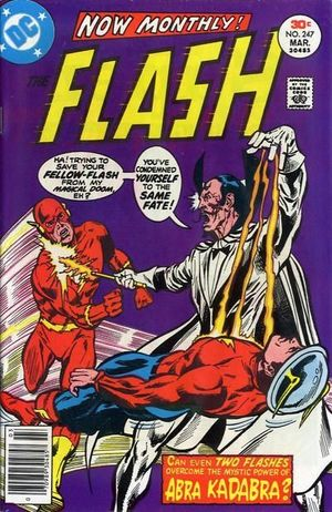 FLASH (1959 1ST SERIES) #247