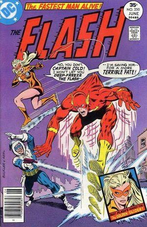FLASH (1959 1ST SERIES) #250