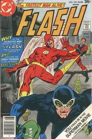 FLASH (1959 1ST SERIES) #252