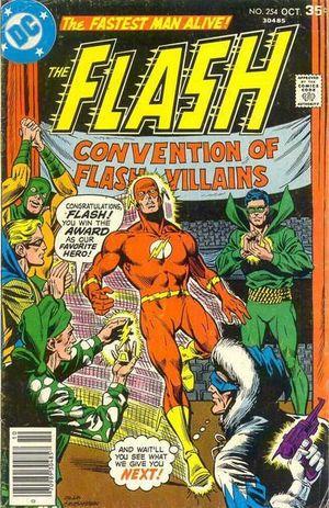 FLASH (1959 1ST SERIES) #254