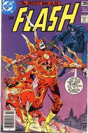 FLASH (1959 1ST SERIES) #258