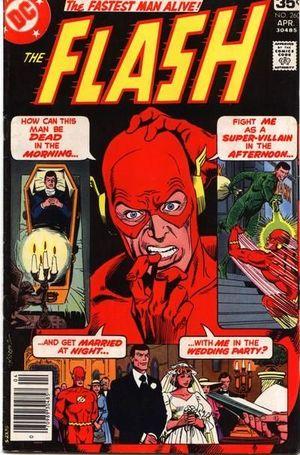 FLASH (1959 1ST SERIES) #260