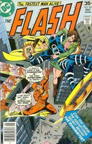 FLASH (1959 1ST SERIES) #261