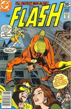 FLASH (1959 1ST SERIES) #262