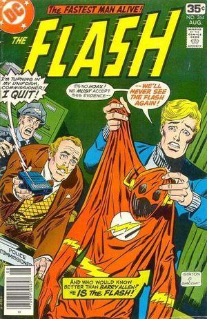 FLASH (1959 1ST SERIES) #264