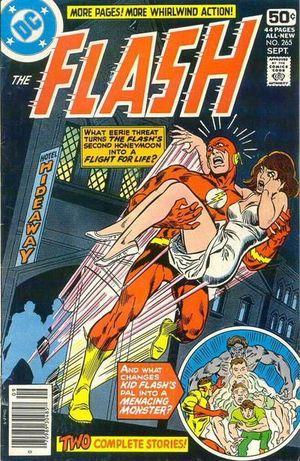 FLASH (1959 1ST SERIES) #265