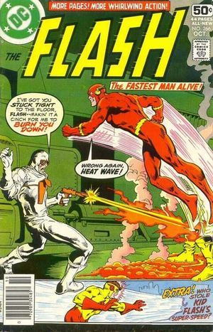 FLASH (1959 1ST SERIES) #266
