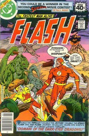 FLASH (1959 1ST SERIES) #269