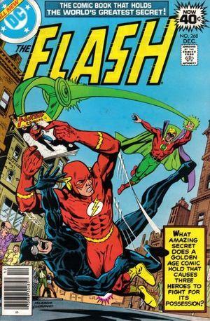 FLASH (1959 1ST SERIES) #268